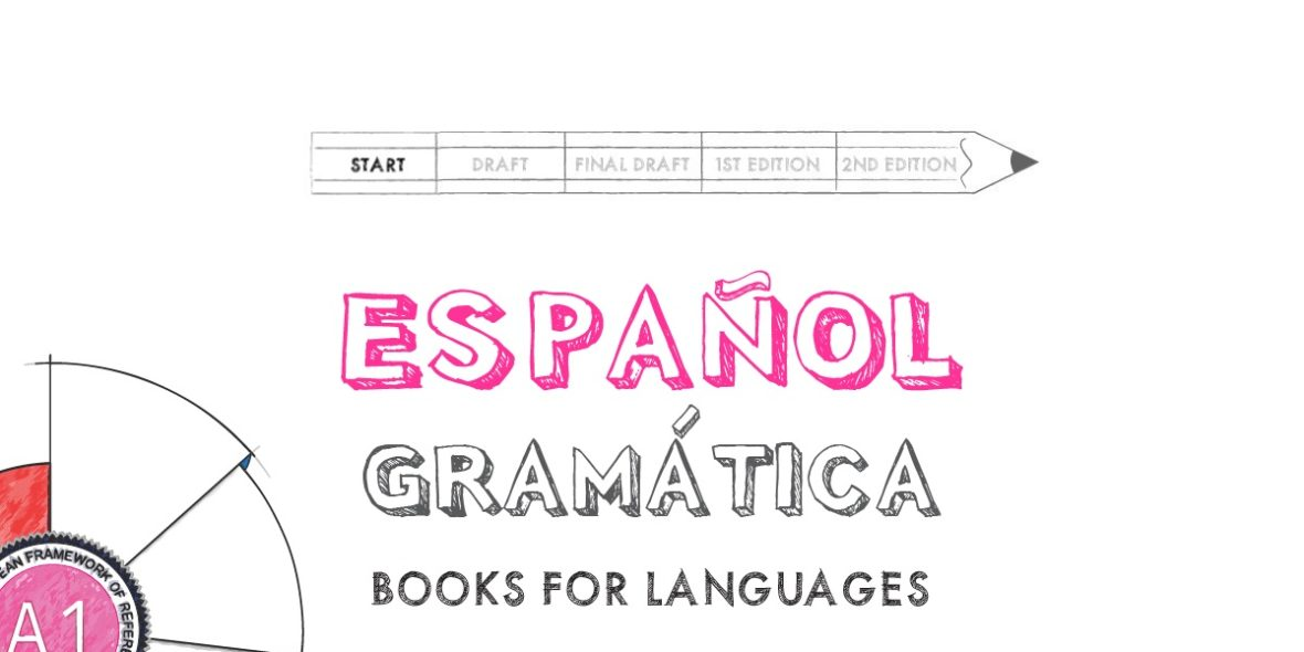 Books for languages | Spanish Grammar: A1 Level – Start of