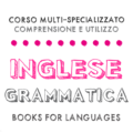 English Grammar A1 Level for Italian speakers